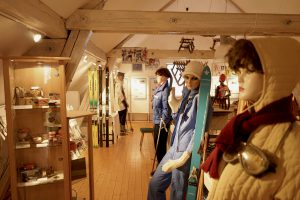 Ausstellung Kleidung