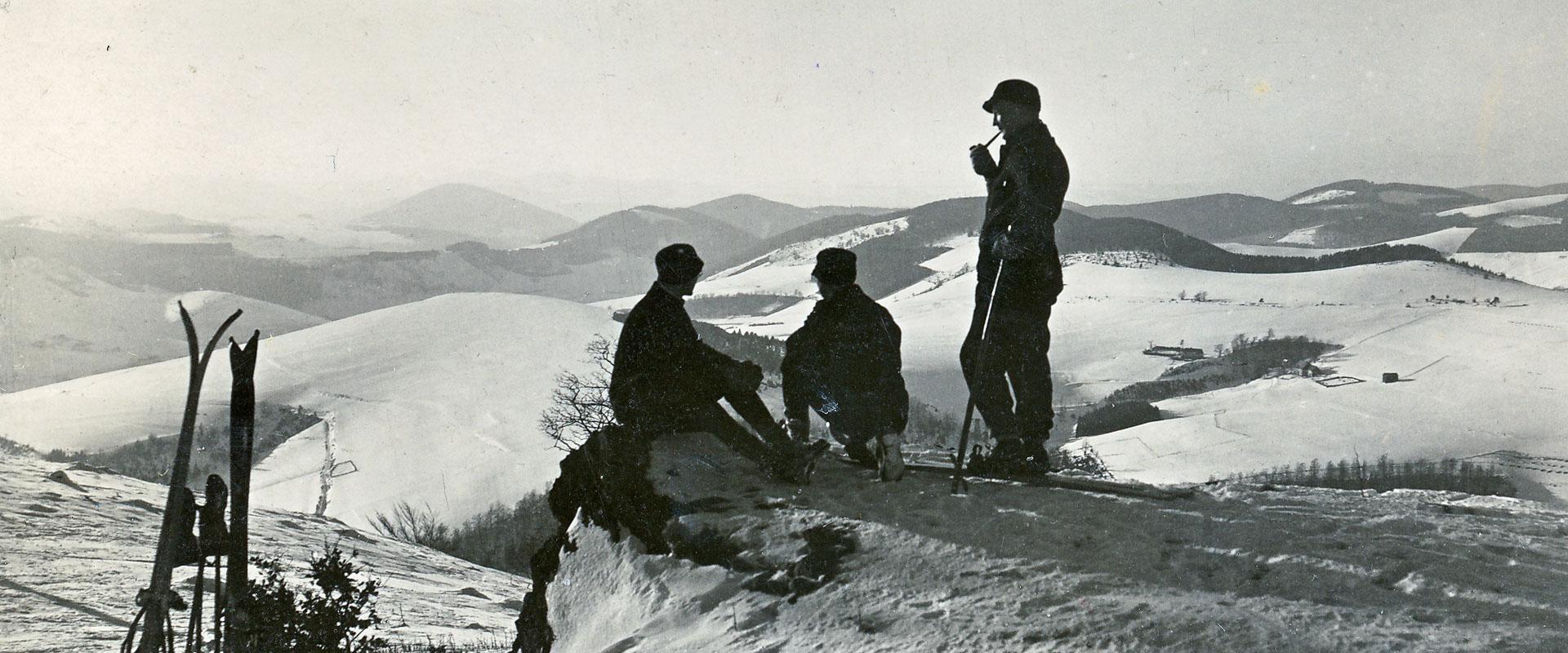 Geschichte des Wintersports