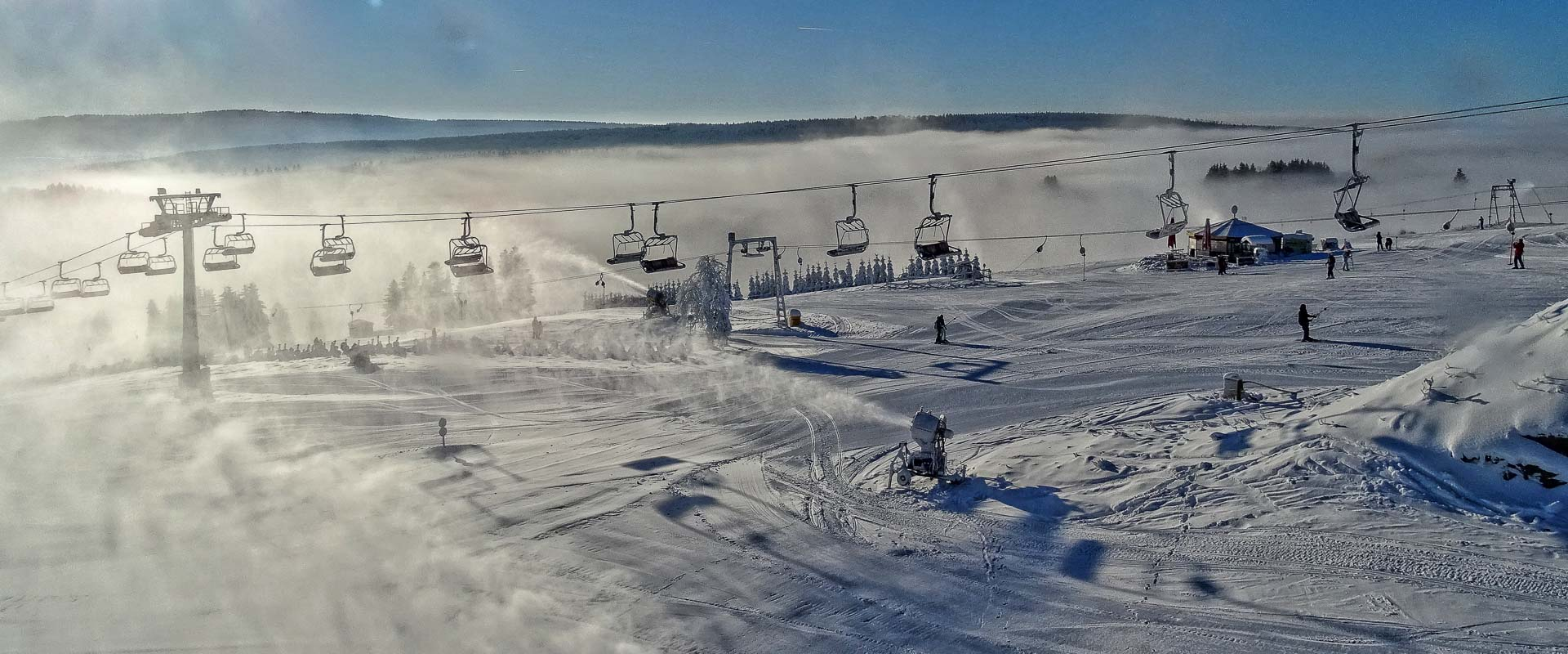 Skigebiet Postwiese